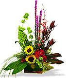 California Autumn Basket - by Avante Gardens Florals Unique