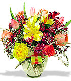 Sing Spring Vase - by Avante Gardens Florals Unique