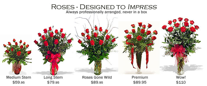 Rose comparisons for Garden 50 designs to help you destress