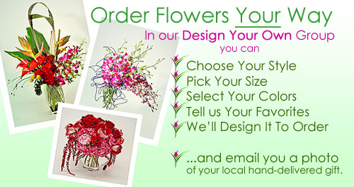 Design Your Own Flowers