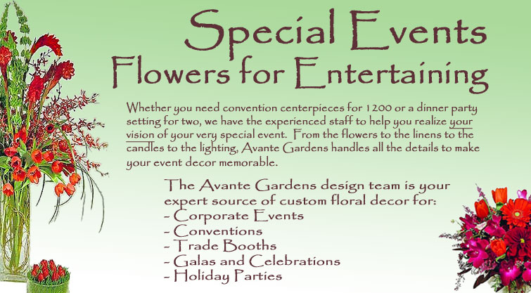 Event Florist of Orange County