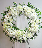 Funeral Wreath Tribute
