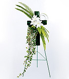 Elegant White Cross