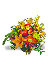 Fall Splendor Avante Gardens by Everyday Flowers
