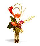 Taste of the Tropics Vase