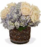 Vintage Chic Vase