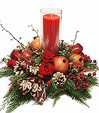Warm Wishes Holiday Centerpiece