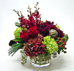 Antique Hydrangea Bouquet