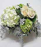 Shimmering Winter Centerpiece