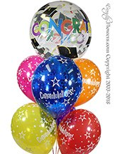 Congratulations Grad Balloons