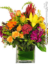 Hint Of Autumn Fall Themed Flowers For Delivery