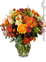 Giving Thanks Deluxe Flower Delivery by Avante Gardens by Everyday Flowers