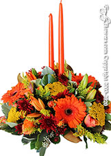 Sharing Thanksgiving Flower Delivery by Everyday Flowers