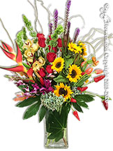 Autumn celebration flowers Avante Gardens by Everyday Flowers