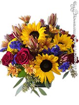 Between Seasons Fall Themed Flowers For Delivery