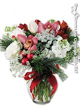 Christmas Blooms Avante Gardens by Everyday Flowers
