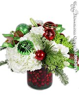 Tis The Season Christmas Flowers