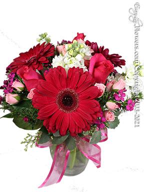 Be Mine Valentine by Avante Gardens