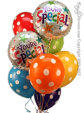 You Are Special Balloons Delivery by Avante Gardens Anaheim Florist