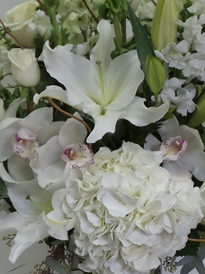 Designers Choice Sympathy Flowers