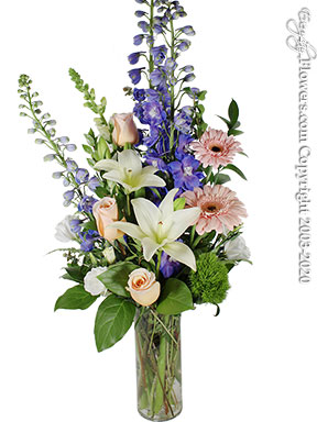 Spring Breeze Flower Delivery by Avante Gardens Florist