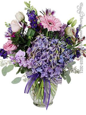 Chromatic Blooms Flower Arrangements by Avante Gardens
