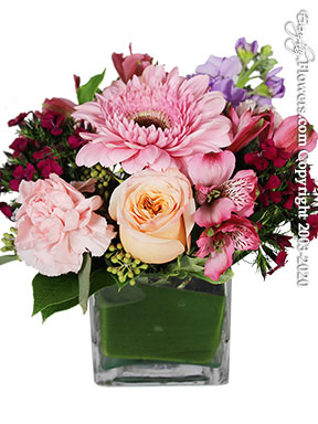Thinking of You Pink Flowers - Delivery by Avante Gardens Florist