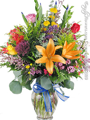 English Garden Bigger Flower Delivery by Avante Gardens