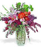 Grand Spring Vase