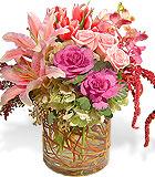Romance Garden Vase