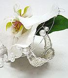 Orchid Prom Bracelet Corsage
